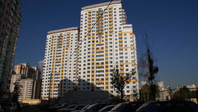 ЖК на Солнцевском проспекте